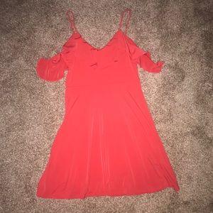 Flirty Dress from Express
